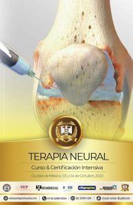 CERTIFICACION Terapia Neural CDMX