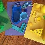 5 actividades para aprender los colores