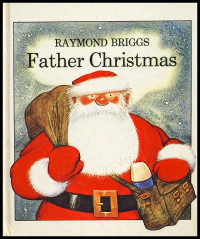 libros navidad raymond briggs
