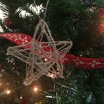 Día 6: Estrellas de hilo grueso o lana