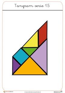tangram en clase