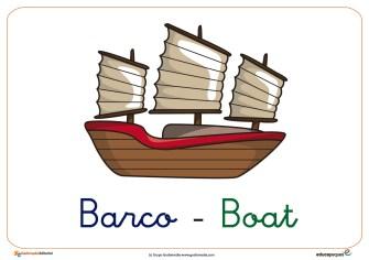 barco ficha transporte