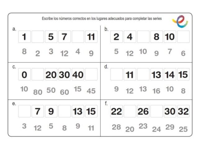 ejercicios de matemáticas 09