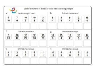 ejercicios de matemáticas 17
