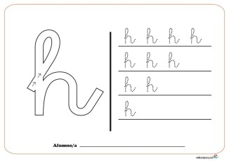 grafo consonantes h