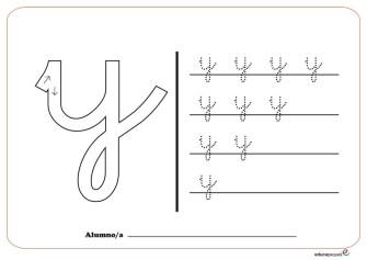 grafo consonantes y