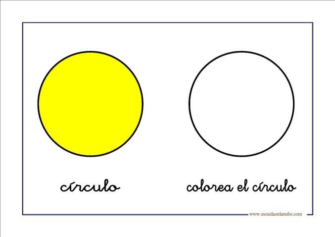 figuras geometricas circulo