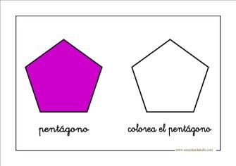 figuras geometricas pentagono