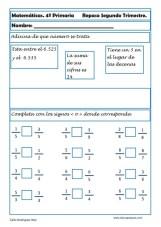 ejercicios matemáticas cuarto primaria 03