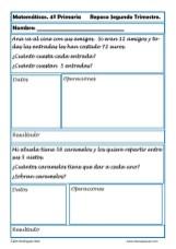 ejercicios matemáticas cuarto primaria 08