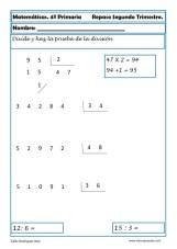 ejercicios matemáticas cuarto primaria 09