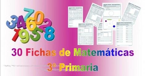 ejercicios matemáticas tercero primaria