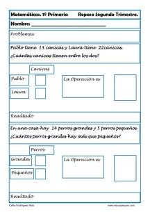 matemáticas segundo primaria 06