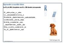 ortografía primaria 07