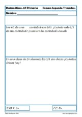 matemáticas sexto primaria 11