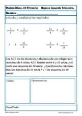 matemáticas sexto primaria 23