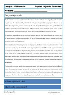 Fichas lengua quinto primaria 07