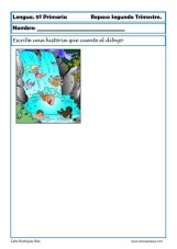 Fichas lengua quinto primaria 16