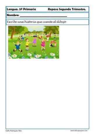 Fichas lengua quinto primaria 23