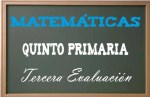 Matemáticas Quinto Primaria 3
