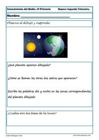 conocimiento del medio primaria 01