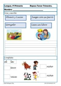 lengua primaria 10