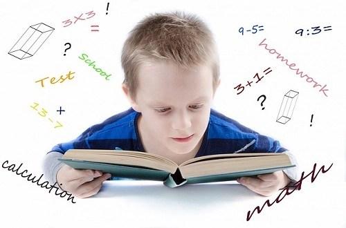 aprendizaje de matemáticas