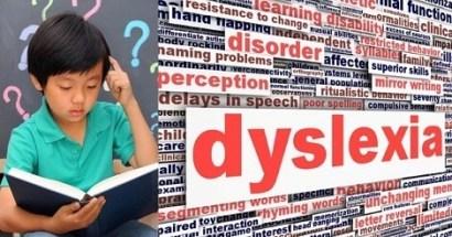 Problemas educativos dislexia
