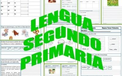 lengua segundo primaria