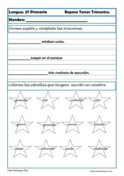 lengua segundo primaria17