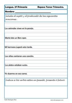 lengua segundo primaria18