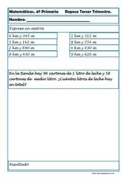 matemáticas cuarto primaria 09
