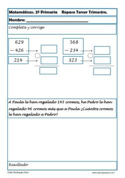 matematicas segundo primaria25