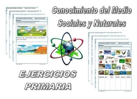 Sociales y Naturales