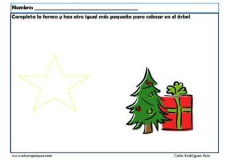 fichas actividades navidad 06