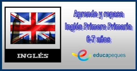 Inglés Primero Primaria