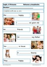 Inglés primaria 11