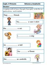 Inglés primaria 23