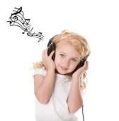 niña musica