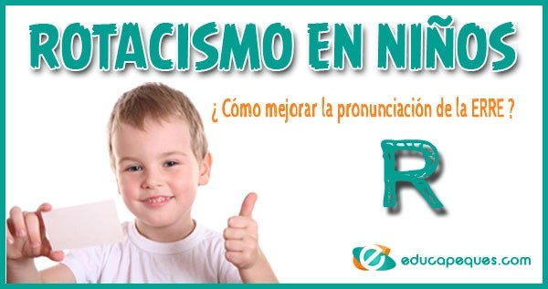 rotacismo, pronunciación letra R
