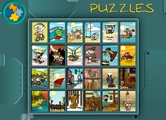 Puzzles Para Ninos 6 7 Anos