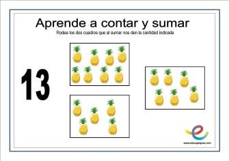 contar y sumar 07