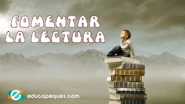 fomentar la lectura, lectura niños, amar la lectura