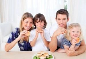 Hábitos de alimentación sanos