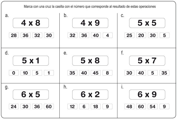 multiplicación 01