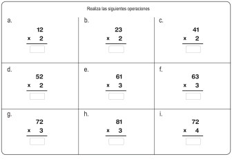 multiplicación 05