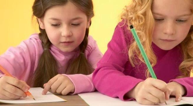 aprendizaje de la escritura