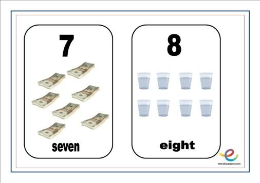 números en inglés 04