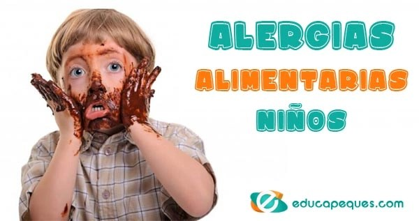 alergias alimentarias, alergia niños