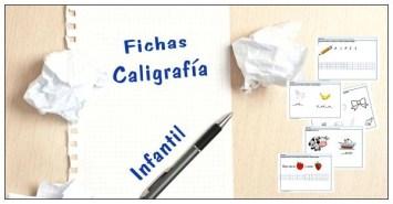 Fichas de caligrafía